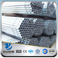 YSW 1.5 Inch Hot Dip Galvanized Iron Pipe Price