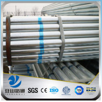 YSW 2.5 inch Prices of Corrugated Galvanized Steel Culvert Pipe