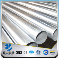 YSW 1 inch Schedule 20 Pre Galvanized Steel Pipe