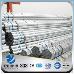 YSW bs1387 Class B pre Galvanized Steel Pipe Price List