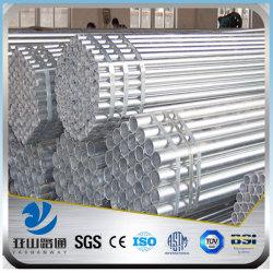 YSW Schedule 80 Galvanized Steel Pipe Manufacturers China