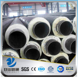 YSW 23mm asme b36.10m astm a106 gr.b Seamless Pipe Price