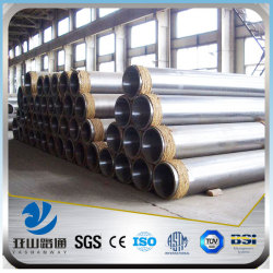 YSW 30 inch st35.8 carbon steel seamless pipe price per kg