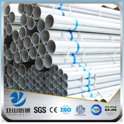 YSW hs Code Hot Dip 3.5 Galvanized Structural Steel Tubing