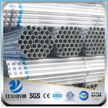 YSW 2 Inch Galvanized Seamless Steel Tubing for Sale