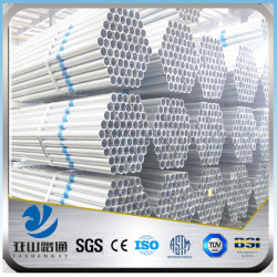 YSW 50mm Class B Pre-galvanized Steel Pipe for Greenhouse Frame