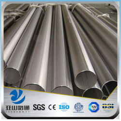 YSW Thick Wall 304 Stainless Steel Pipe Welding Steel Tubing