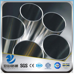 YSW 304 Thin Wall Threaded Stainless Steel Pipe Price Per Meter