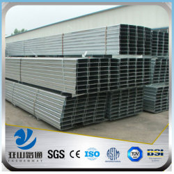 YSW Galvanized Metal Building Steel C Channel Sizes