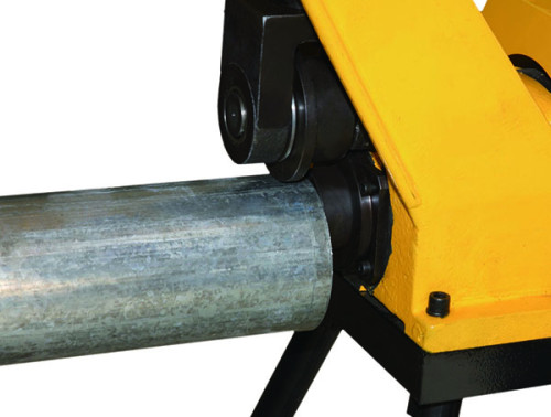 Ranuradora de rodillos YG6C-A para tuberías de acero máx. De 6