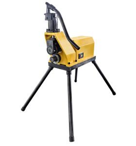 YG6C-A虎王1 1/4-6寸液压滚槽机32-150滚槽机电动液压压槽机镀锌钢管水管滚槽机