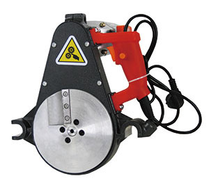 planing tool of butt welding machine