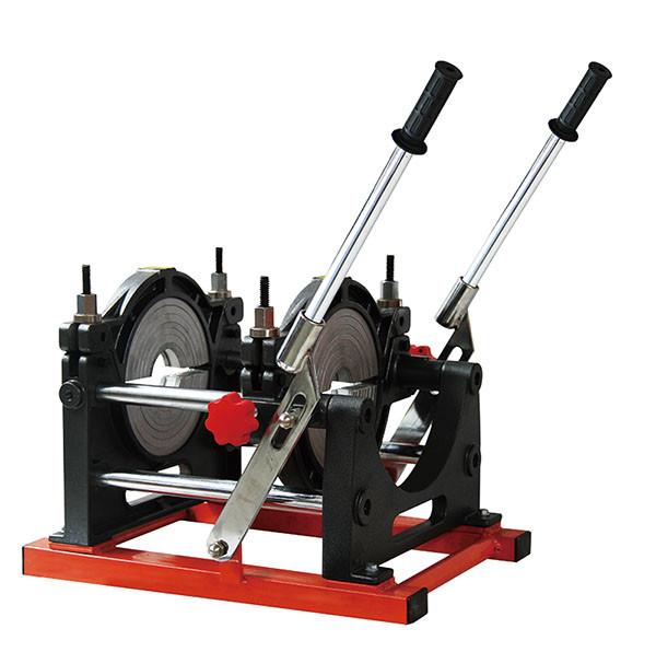 Hand-Pushing Butt Welding Fusion Machine