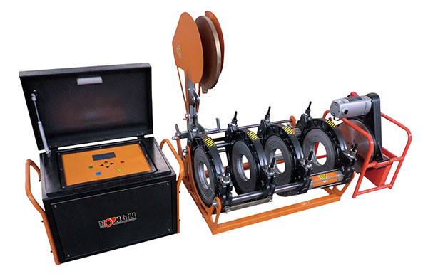 Full Automatic Butt Welding Fusion Machine for Pipes of 63mm-400mm