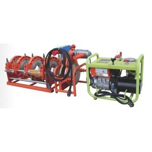 Hongli HL90-250 máquina de soldadura de tuberías de plástico