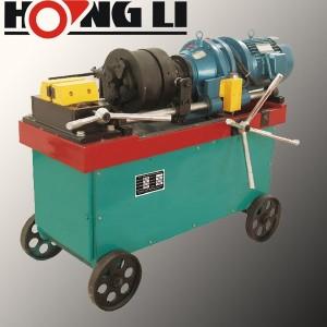 Hongli perno máquina roscadora/acero máquina de laminación para la venta (ht-50)