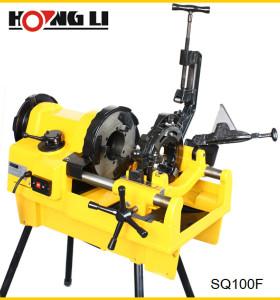 SQ100F máquina de laminado de roscas de tubería de 4 pulgadas