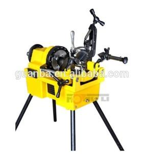 SQ50 eléctrica máquina roscadora barras de acero inoxidable, 2