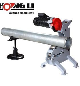 Tubería de acero de alimentación qg8 hongli cutter/máquina de corte de tubos de acero, 2 1/2