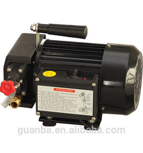Dx40 alta presión portable lavadora con 370 w motor