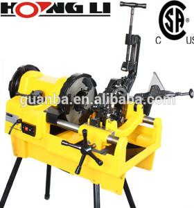 SQ100F 1500 w eléctrico automático enhebrador de tubería, 4