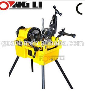 SQ50 eléctrica enhebrador de tubos de acero inoxidable, 2