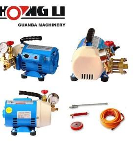 Dqx-35/dqx-60 alta presión lavadora eléctrica