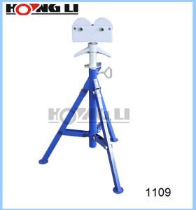 1109 rodillo de tubo ajustable soporte soporte para 2
