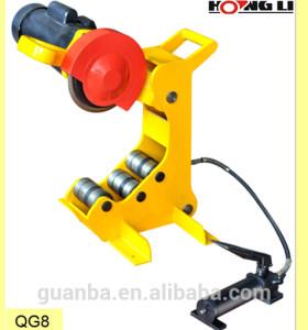 Qg8 máquina de corte de barras de acero inoxidable