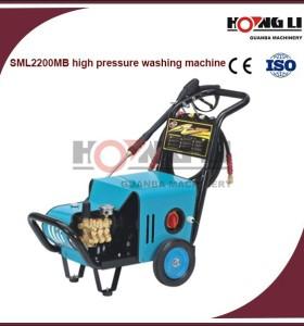SML-2200MB lavadora eléctrica de alta presión de la gasolina engine, ce aprobado