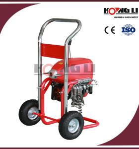 D-200-1A portable industrial máquina de limpieza de tuberías, serpiente limpiador de cañerías, ce