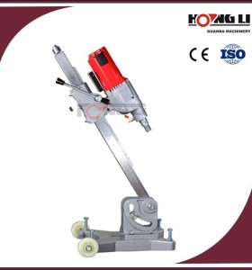 ZIZ-250A taladro de diamante de hormigón/usado de base del diamante plataforma de perforacion