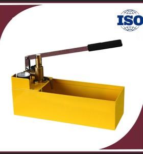 HSY30-5 alta presión hydraulic pump/bomba de prueba manual