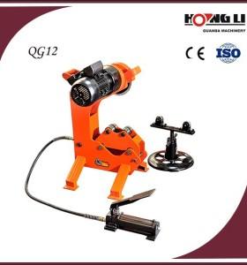 Qg12 eléctrica máquina de corte de tubos de acero/tubo cutter fabricante, 2
