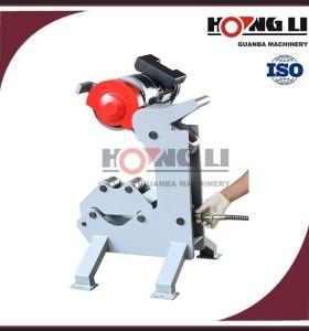 Qg12 eléctrico portable máquina de corte de acero/acero pipe cutter, 2