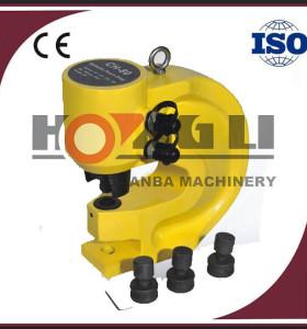 HHM-60/70/80 hidraulica de corte de barras de perforación máquina dobladora con ce