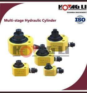 Hl-d telescópica cilindros hidraulicos/extractor cilindros hidraulicos