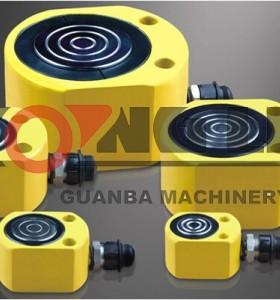 Baja altura cilindros hidraulicos/extractor cilindros hidraulicos/extractor agujero hidraulica cilindros