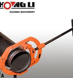 Herramienta de corte de tubos metálicos hongli h4s/H6S/h8s