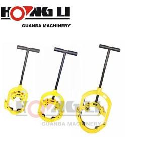Hongli portable tubo de cuchilla de corte/máquina h4s/H6S/h8s
