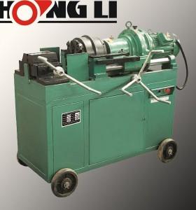 Hongli rebar tornillo thread rolling machine/máquina de laminado de roscas (HT-40E/f)