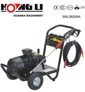 SML3600MA pressure washer de accionamiento del motor eléctrico