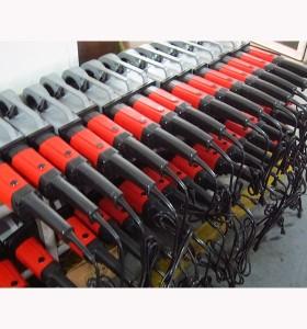 Hongli enhebrador sq30-2b potente pipa eléctrica para cortar tubería con csa