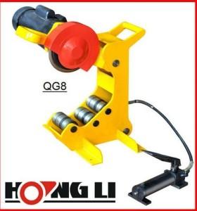 Qg8 y qg12 pipa eléctrica máquina de corte de 50 hz