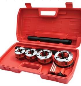 Hongli herramienta roscadora de tubos/tubería roscadora kits de 1/2