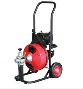D-330ZF alta qualiti máquina de limpieza de drenaje de alcantarillado