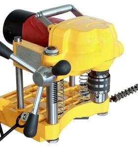 Orificio de la tubería de acero portable jk150 cutter