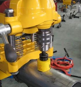 Jk150 cutter tubo de acero eléctrico