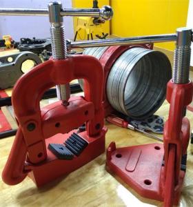Hongli DT1103 tornillo de banco de alta calidad para la venta