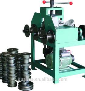 HHW-G76 máquina dobladora de tubos de acero inoxidable en china